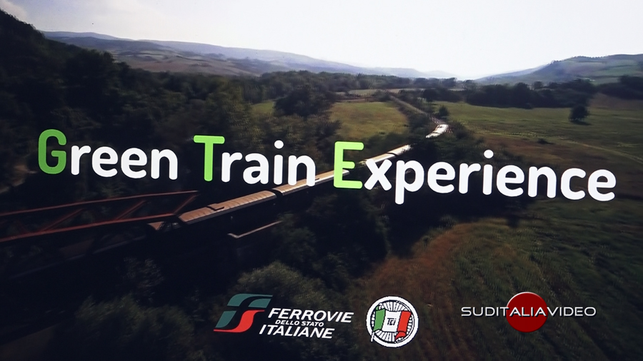 FOTO GREEN TRAIN EXPERIENCE