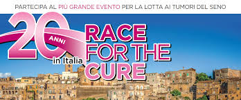 FOTO RACE FOR THE CURE MATERA