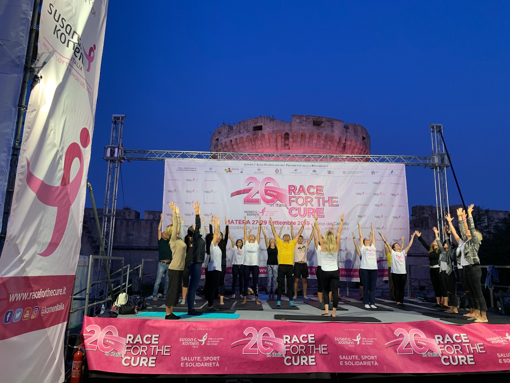 RACE FOR CURE MATERA 01