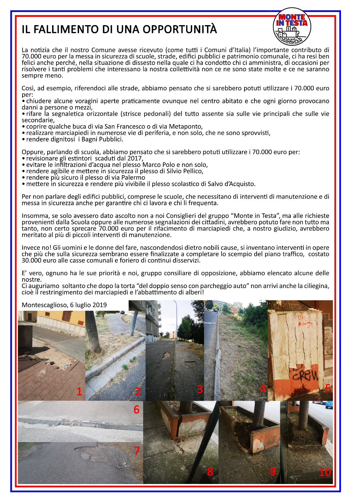 MONT.SO 06.7.2019 Manifesto MONTEINTESTA